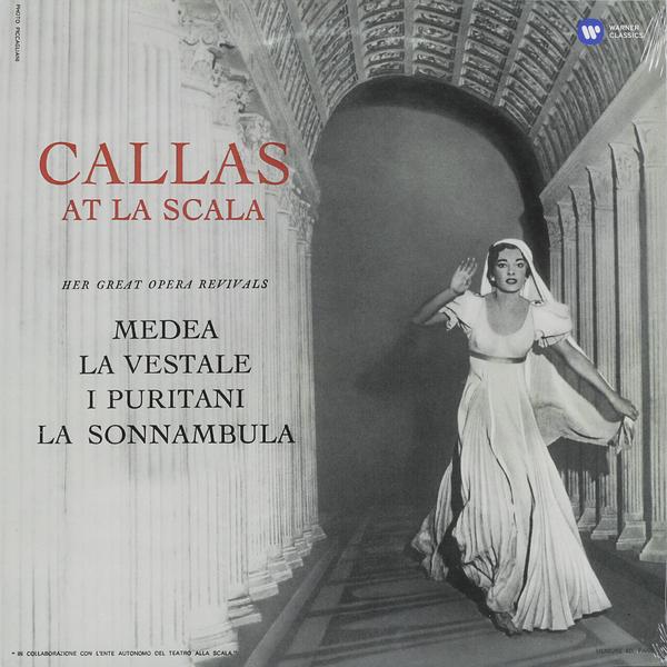 Maria Callas Maria Callas - Callas At La Scala