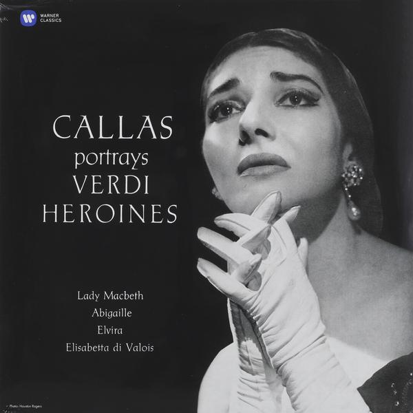 Maria Callas Maria Callas - Callas Portrays Verdi Heroines brafab callas