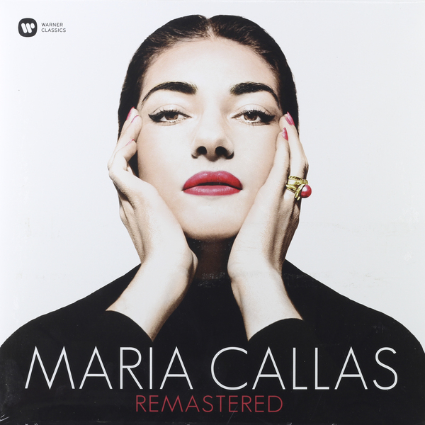MARIA CALLAS MARIA CALLAS - REMASTERED