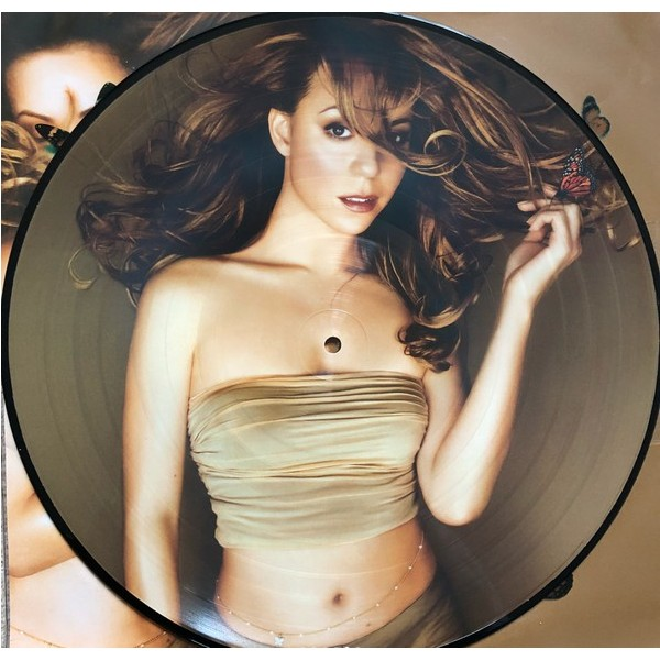 Mariah Carey Mariah Carey - Butterfly (20th Anniversary) (picture Disc)