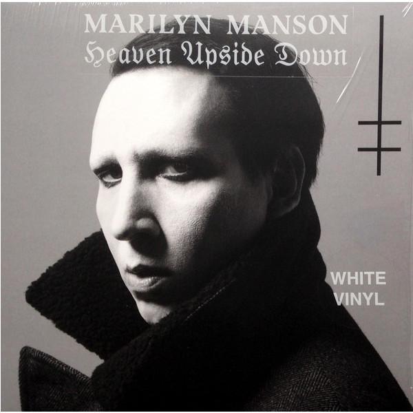 Marilyn Manson Marilyn Manson - Heaven Upside Down (colour) upside of stress the