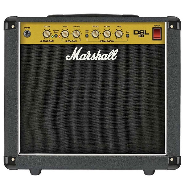 �������� �������������� Marshall DSL5C