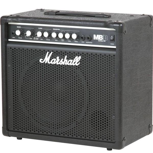 Басовый комбоусилитель Marshall