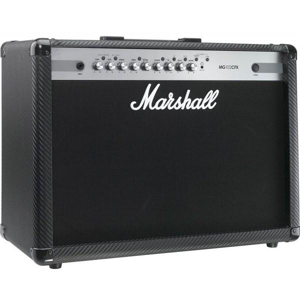 Гитарный комбоусилитель Marshall MG102CFX комбо для гитары marshall mg102cfx