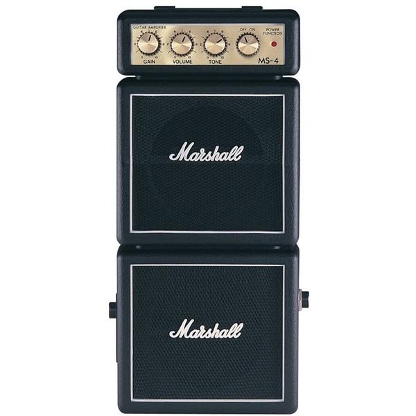 Гитарный мини-усилитель Marshall Гитарный мини-комбоусилитель  MS-4 гитарный комбоусилитель roland blues cube stage