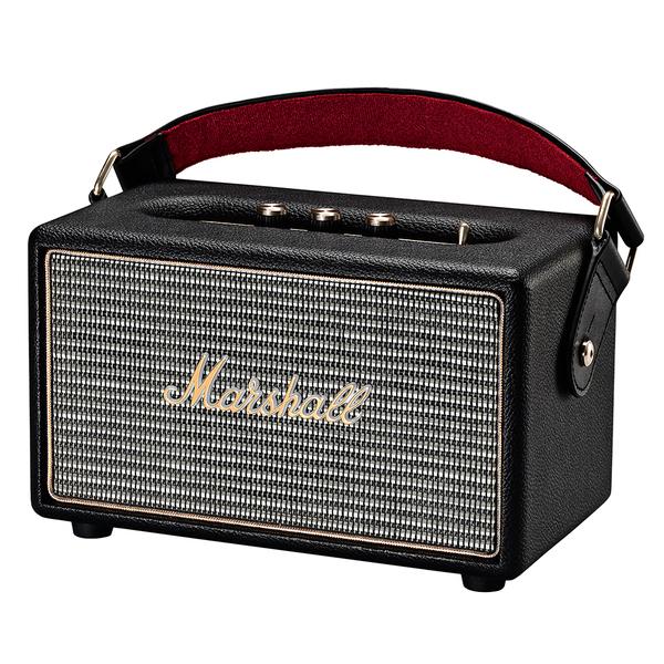 Портативная колонка Marshall Kilburn Black rolsen rbm612bt black портативная акустическая система