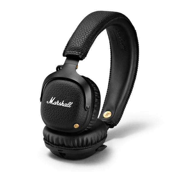 Беспроводные наушники Marshall Mid Bluetooth Black рюкзак case logic 17 3 prevailer black prev217blk mid