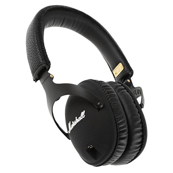 Охватывающие наушники Marshall Monitor Black buy marshall monitor headphones