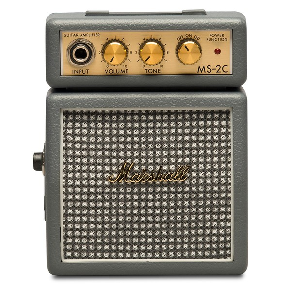 Гитарный мини-усилитель Marshall Гитарный мини-комбоусилитель  MS-2C гитарный комбоусилитель roland blues cube stage