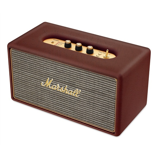 Портативная колонка Marshall Stanmore Brown marshall stanmore black колонка