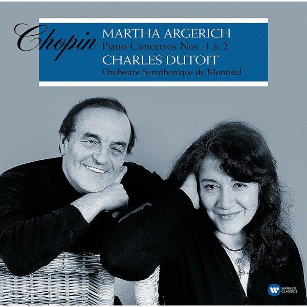 Chopin ChopinMartha Argerich - : Piano Concertos Nos. 1 (2 LP) борис березовский concertos pour piano 2