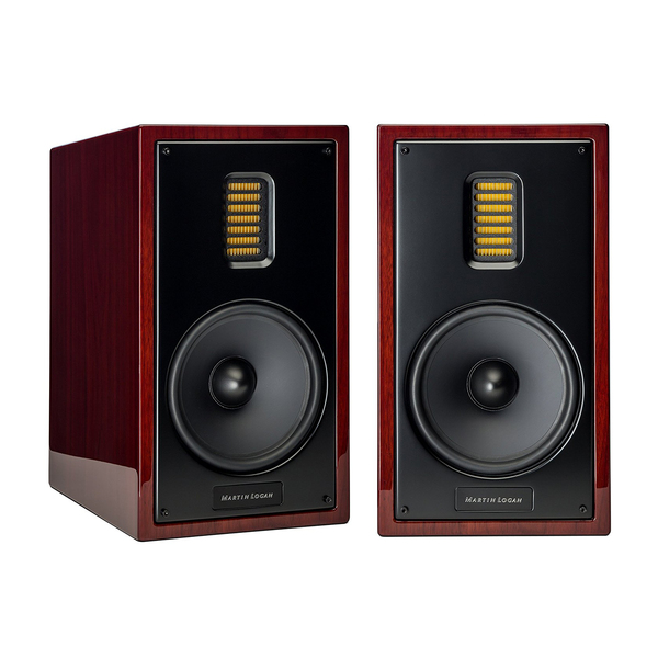 купить Полочная акустика Martin Logan Motion 35XT Gloss Black Cherrywood недорого