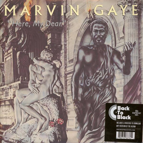 MARVIN GAYE MARVIN GAYE - HERE, MY DEAR (2 LP)