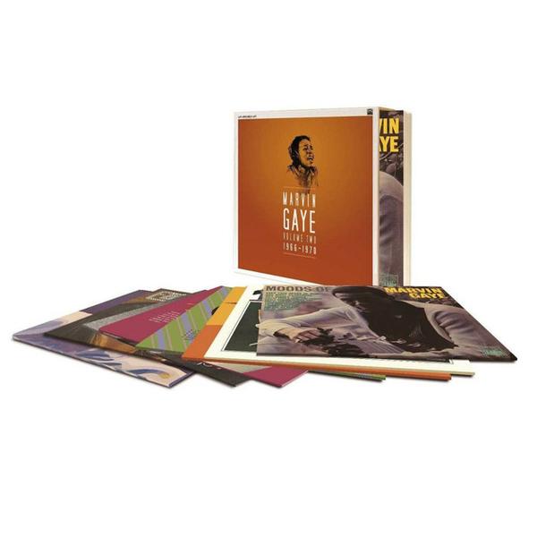Marvin Gaye Marvin Gaye - Marvin Gaye 1966 - 1970 (8 LP) titanic first accounts penguin classics deluxe edition
