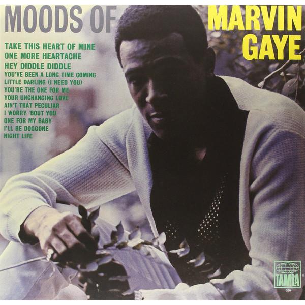 MARVIN GAYE MARVIN GAYE - MOODS OF MARVIN GAYEВиниловая пластинка<br><br>