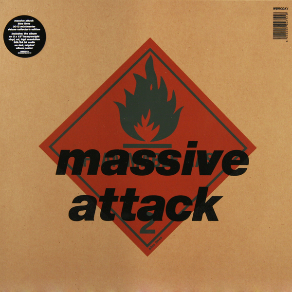MASSIVE ATTACK MASSIVE ATTACK - BLUE LINES (BOX SET) hook ups counter attack