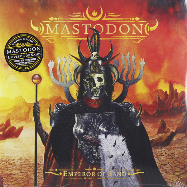 Mastodon Mastodon - Emperor Of Sand mastodon mastodon the hunter picture disc