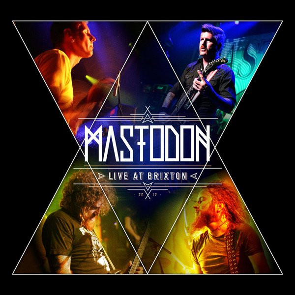 Mastodon Mastodon  - Live At Brixton (2 LP) mastodon mastodon the hunter picture disc