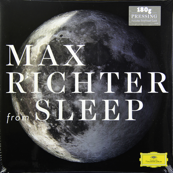 Max Richter Max Richter - From Sleep (2 Lp, 180 Gr) max richter – recomposed by max richter vivaldi the four seasons 2 lp