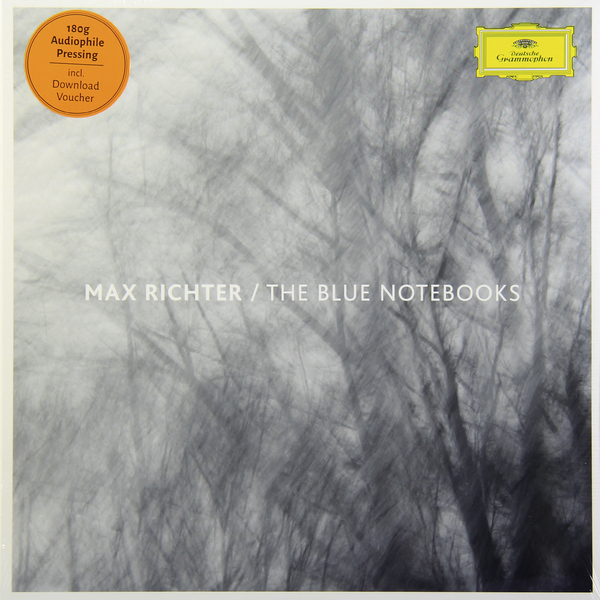 MAX RICHTER MAX RICHTER - THE BLUE NOTEBOOKS (180 GR)