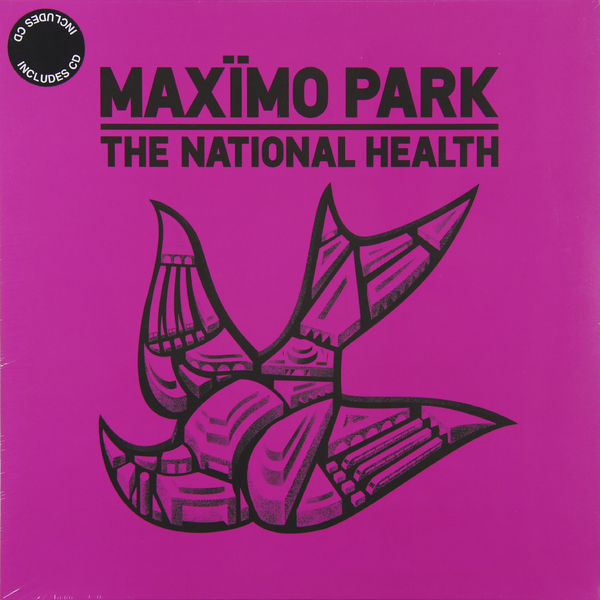 MAXIMO PARK MAXIMO PARK - THE NATIONAL HEALTH