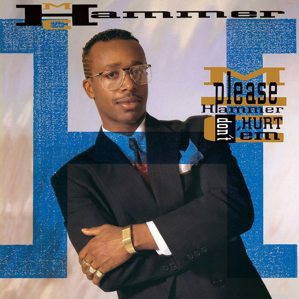 Mc Hammer Mc Hammer - Please Hammer Don't Hurt 'em hammer akm920
