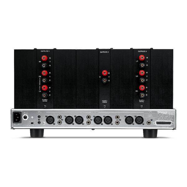 Многоканальный усилитель мощности McIntosh от Audiomania