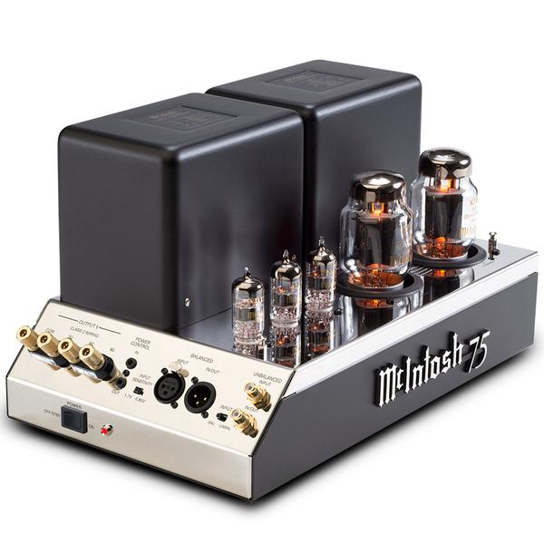 Ламповый моноусилитель мощности McIntosh MC75