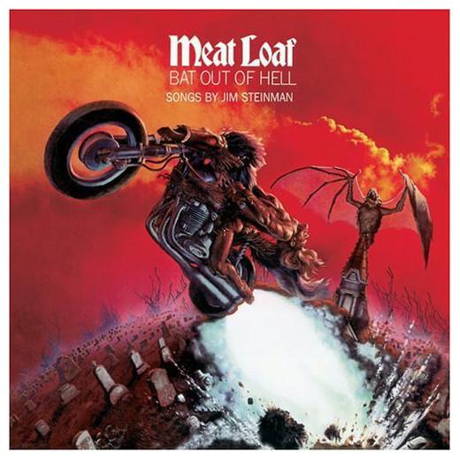 Meat Loaf Meat Loaf - Bat Out Of Hell (180 Gr) drdj3 aluminum 10v 1000uf electrolytic capacitor for diy project black 50 pcs