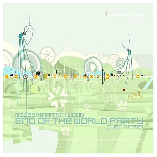 MEDESKI MARTIN   WOOD MEDESKI MARTIN   WOOD - END OF THE WORLD PARTY (JUST IN CASE) (2 LP) поло print bar cs go cam iv