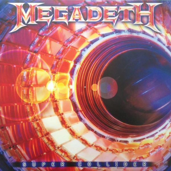 MEGADETH MEGADETH - SUPER COLLIDER (LP + 7 ) megadeth megadeth dystopia