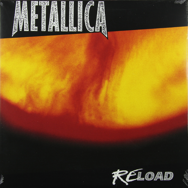 Metallica Metallica - Reload (2 LP) high quality toner reset chips q7551a x for hp laserjet p3005 m3027mfp m3035mfp