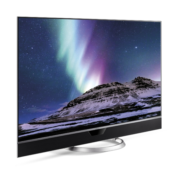 ЖК телевизор Metz OLED телевизор  Novum 55  UHD Black телевизор metz cosmo 043tz3748
