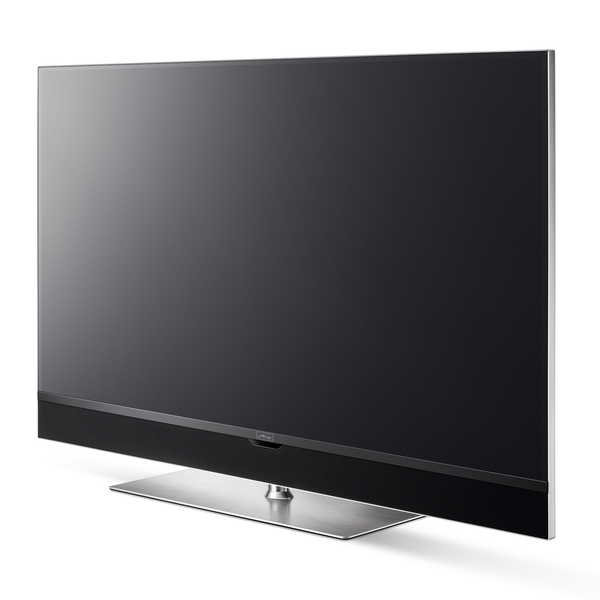 ЖК телевизор Metz Topas 55  UHD Silver/Black metz planea 43 uhd black