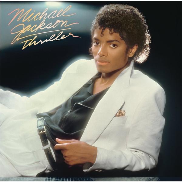 MICHAEL JACKSON MICHAEL JACKSON - THRILLER michael jackson xscape cd