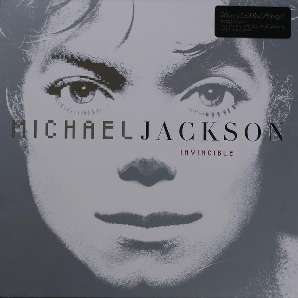 Michael Jackson Michael Jackson - Invincible (2 Lp, 180 Gr)