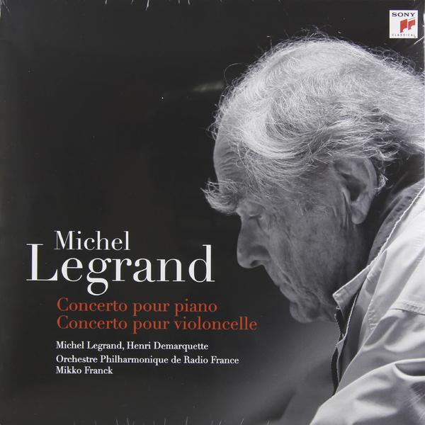 Michel Legrand Michel Legrand - Concerto Pour Piano, Concerto Pour Violoncelle michel legrand