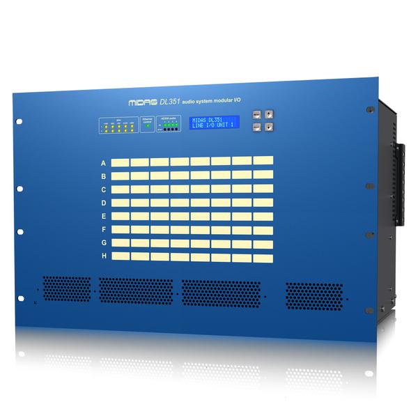 Модуль расширения Midas Стейдж-бокс  DL351 behringer стейдж бокс s32