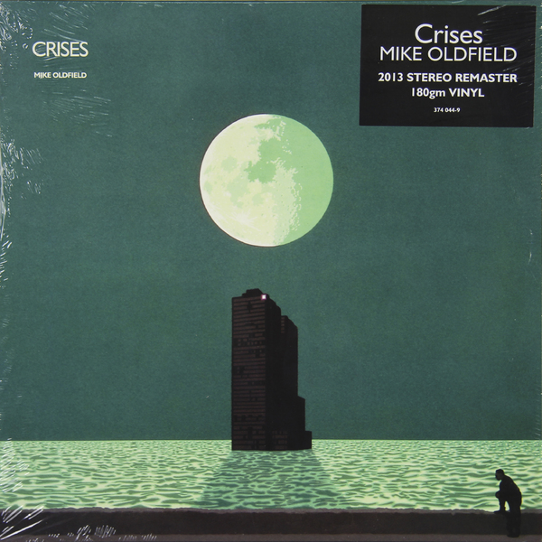 MIKE OLDFIELD MIKE OLDFIELD - CRISES (180 GR)