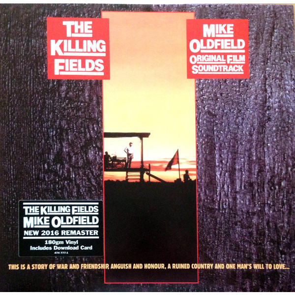 MIKE OLDFIELD MIKE OLDFIELD - THE KILLING FIELDS mike billington using the building regulations administrative procedures