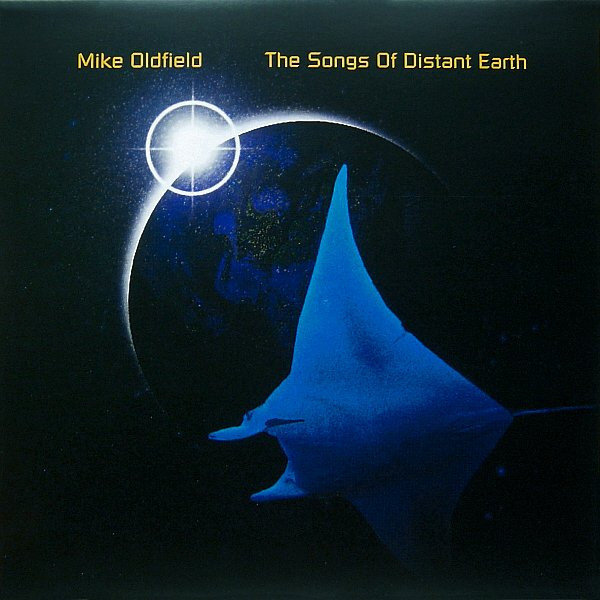 MIKE OLDFIELD MIKE OLDFIELD - THE SONGS OF DISTANT EARTH пылесборник для сухой уборки topperr er 2