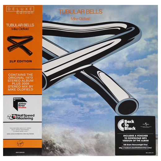 MIKE OLDFIELD MIKE OLDFIELD - TUBULAR BELLS (2 LP, 180 GR)  цена