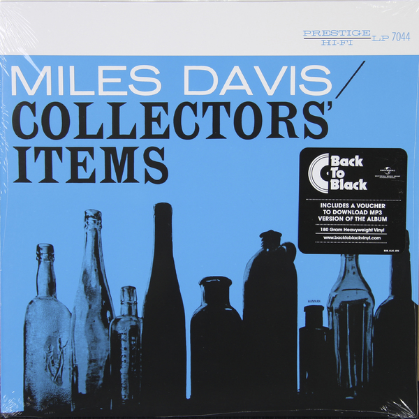 MILES DAVIS MILES DAVIS - COLLECTORS ITEMS (180 GR) miles davis miles davis volume two