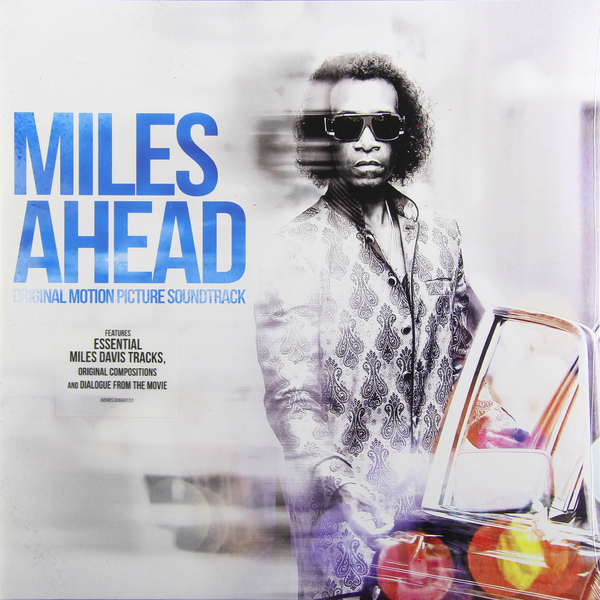 MILES DAVIS MILES DAVIS - MILES AHEAD. ORIGINAL MOTION PICTURE SOUNDTRACK (2 LP)  miles davis miles davis miles davis quintet freedom jazz dance the bootleg series vol 5 3 lp