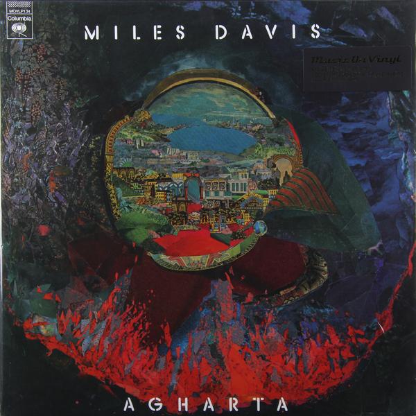 Miles Davis Miles Davis - Agharta (2 Lp, 180 Gr) guano apes guano apes proud like a god 180 gr colour