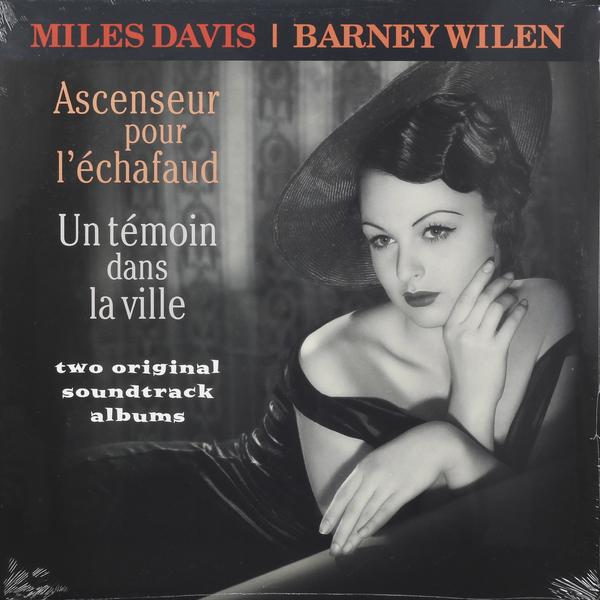 MILES DAVIS   BARNEY WILEN MILES DAVIS   BARNEY WILEN - ASCENSEUR POUR LECHAFAUDВиниловая пластинка<br><br>