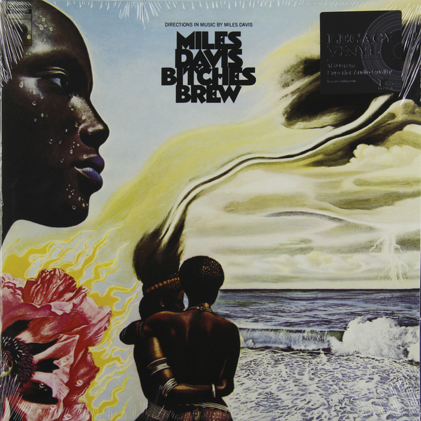 MILES DAVIS MILES DAVIS - BITCHES BREW (2 LP, 180 GR)  miles davis miles davis miles davis quintet freedom jazz dance the bootleg series vol 5 3 lp