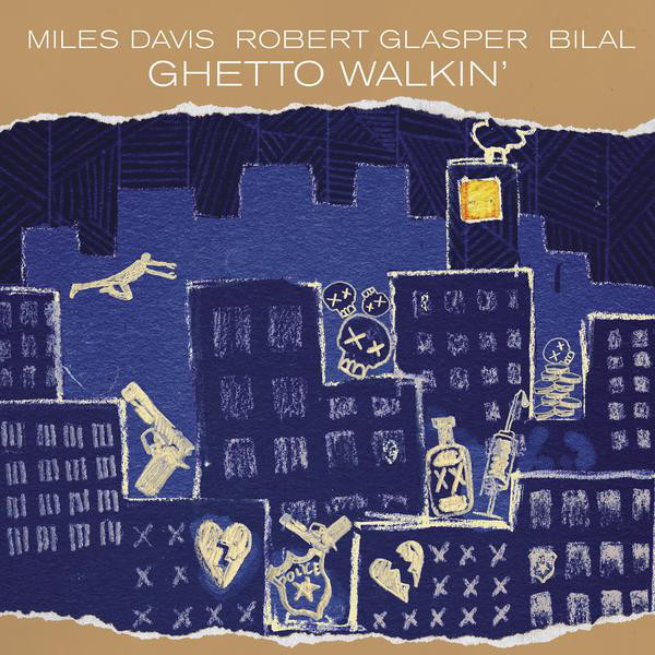 Miles Davis Miles Davis - Ghetto Walkin' miles davis miles davis collectors items 180 gr