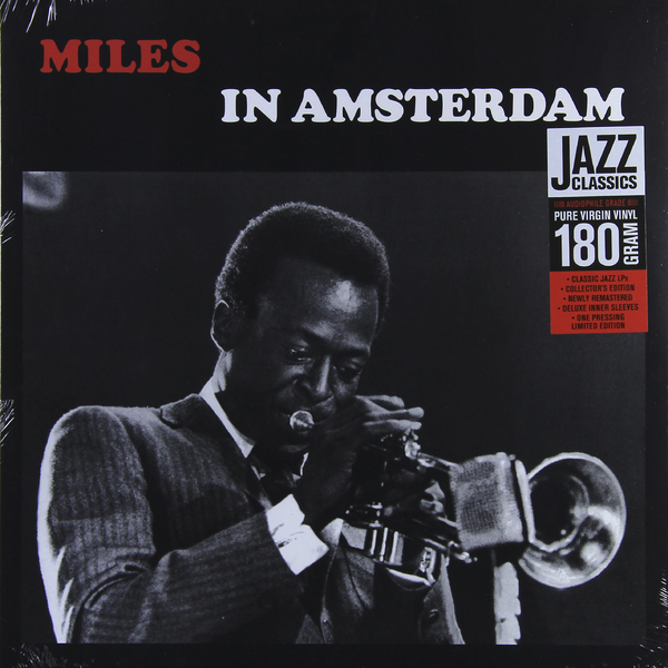 Miles Davis Miles Davis - In Amsterdam 1957 (180 Gr) for ktm 390 duke motorcycle leather pillon passenger rear seat black color