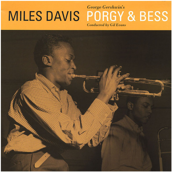 MILES DAVIS MILES DAVIS - PORGY   BESS